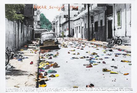 Marcelo Brodsky, 'DAKAR SENEGAL 1968', 2018