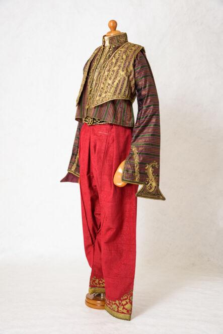 Unknown Designer, 'Jewish festive costume, Ioannina', 19th century