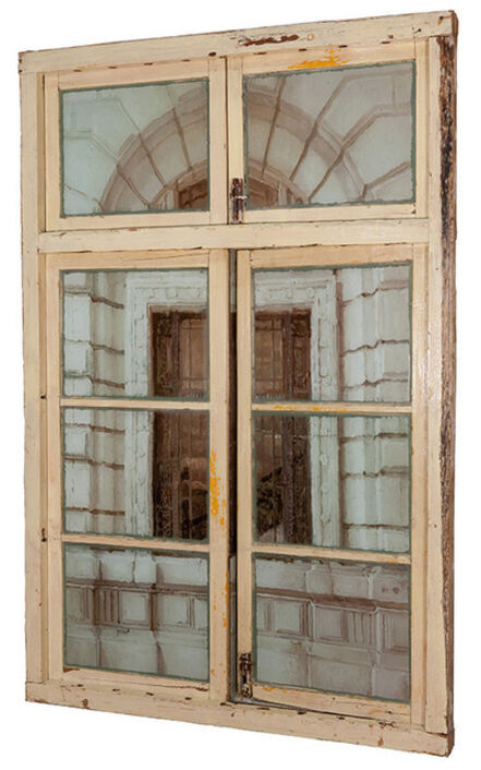 Li Qing 李青 (b. 1981), 'Neighbour's Window · London Style #2', 2013