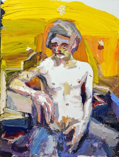 Ben Quilty, 'King (Brandon)', 2015