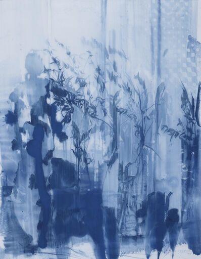 Julio Vaquero, 'Dibujo tras el velo (29377)', 2020