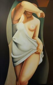 Tamara de Lempicka, 'Das Modele'
