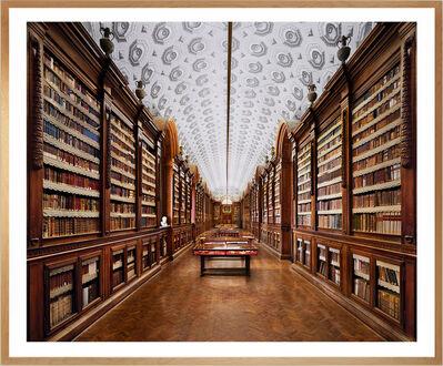 Ahmet Ertug, 'Palatina Library, Parma', 2016