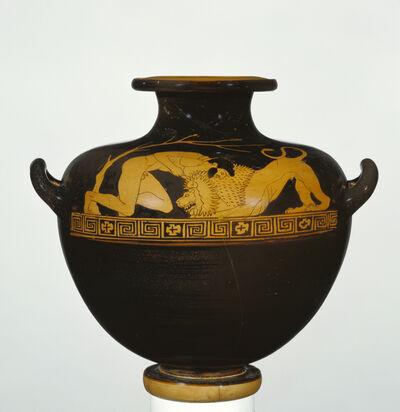 'Attic Red-Figure Kalpis', ca. 470 BCE