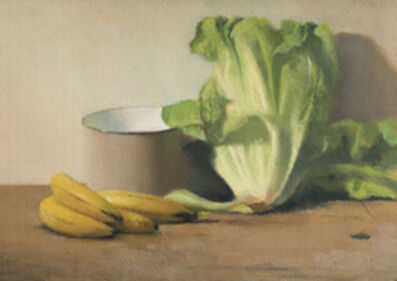 David Nipo, 'Composition with Lettuce', 2010