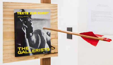 Rafael RG, 'Os galeristas necessitam dos artistas, mas os artistas não necessitam dos galeristas', 2015-2016