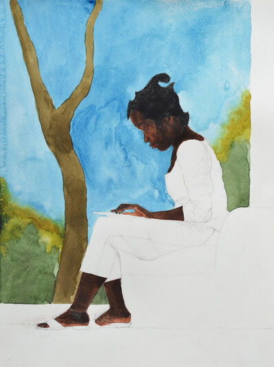 Kimathi Donkor, 'Tablet', 2013