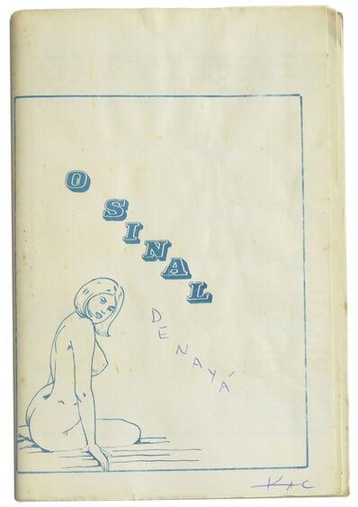 Eduardo Kac, 'O Sinal De Nayá', ca. 1981