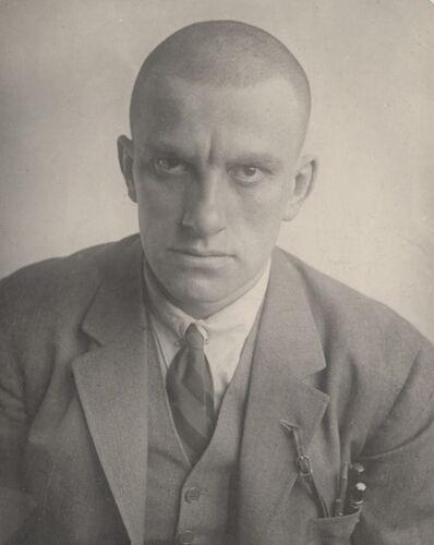 Alexander Rodchenko, 'Portrait of Mayakovsky', 1924