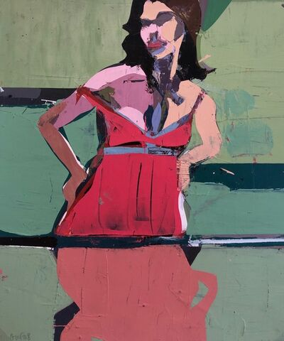 Kim Frohsin, 'Lisa on Mason Street', 2008