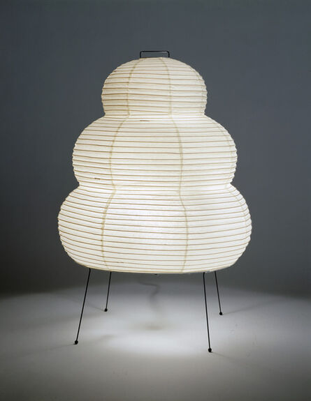 Isamu Noguchi, 'Akari 25N', 1968