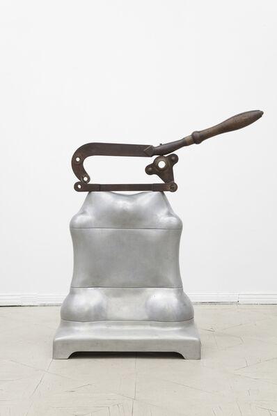 Joachim Bandau, 'Foltergerät', 1970