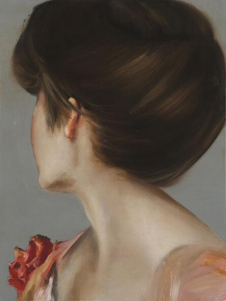 Angela Fraleigh, 'Bloodroot rested in vases', 2015