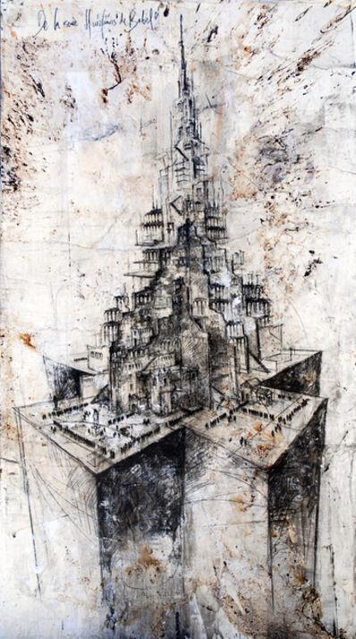 Gustavo Diaz Sosa, 'Series: Huérfanos de Babel', 2015