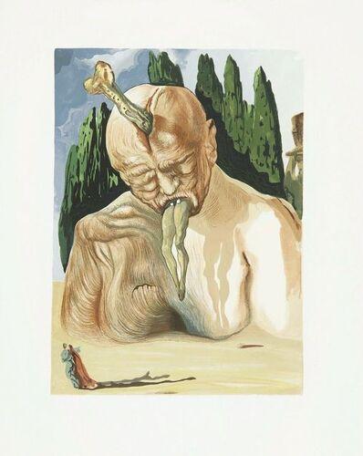 Salvador Dalí, 'Hell Canto #34, The Divine Comedy (Field 196)', 1959-1964