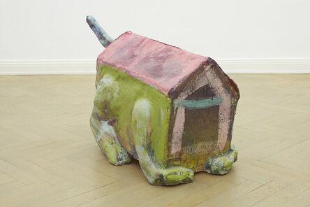 Musa paradisiaca, 'Casa-animal [Animal-house]', 2016