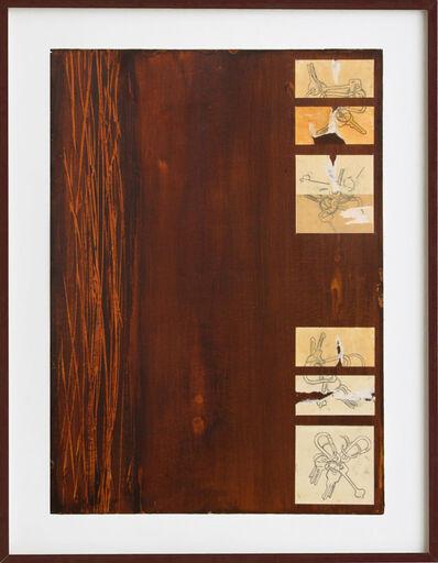 Cosimo Casoni, 'Untitled (with keys) #2', 2020