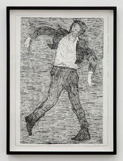Derek Boshier, 'David Bowie #2', 1979