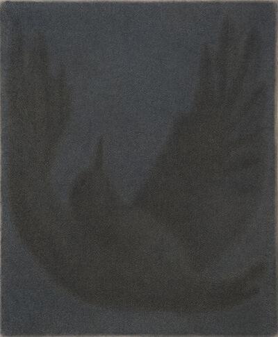 Johnny Izatt-Lowry, 'A bird falling, at night', 2020