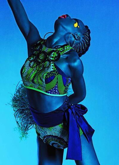 Namsa Leuba, 'Sarah II, from the series NGL ', 2015