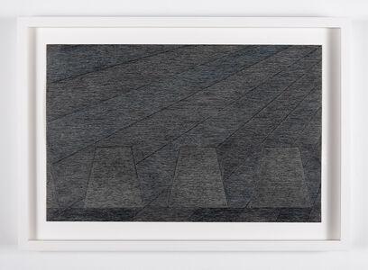 Jackie Ferrara, 'Shadow Rays & Pyramids + Color Notes', 2018
