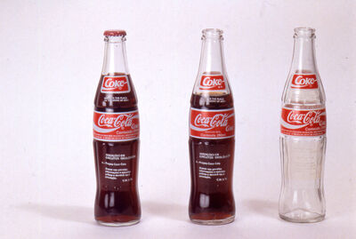 Cildo Meireles, 'Insertions into Ideological Circuits: Coca-Cola Project', 1970