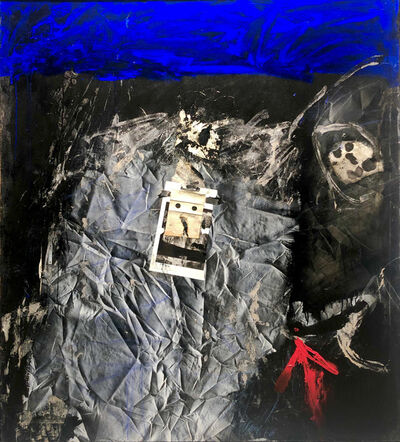 Antoni Clavé, 'Guerriers au fond noir', 1978