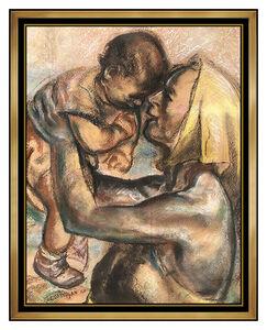John E. Costigan, 'Mother and Child', 20th Century