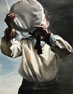 Jia Aili, 'The Cap Donning Man', 2018
