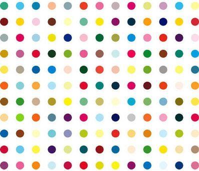 Damien Hirst, 'LSD', 2000