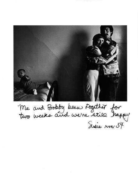 Jim Goldberg, 'Untitled (Me and Bobby), San Francisco', 1977