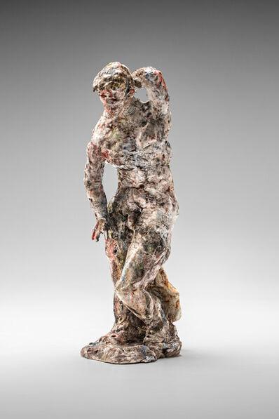 Stephen Benwell, 'Statue (knee bent)', 2015
