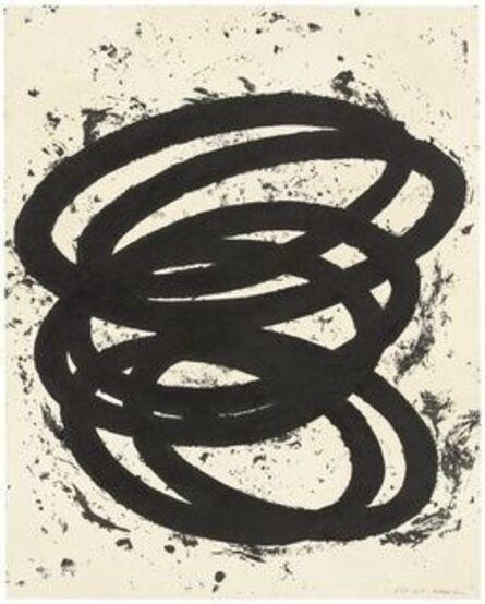Richard Serra, 'Finally Finished ll', 2017