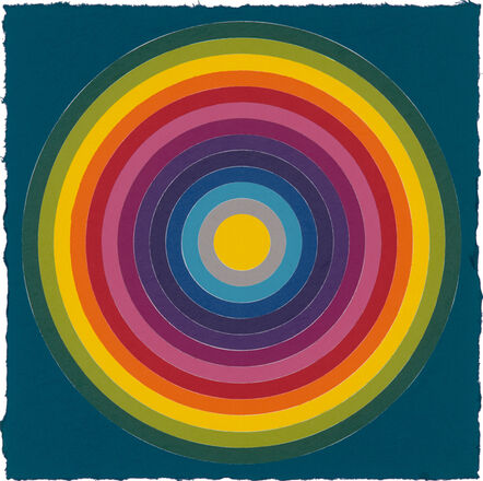 Polly Apfelbaum, 'Target Practice 24', 2020