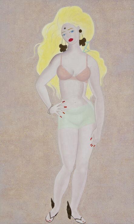 Elizabeth Fox, 'Venus Girl Magic 1'