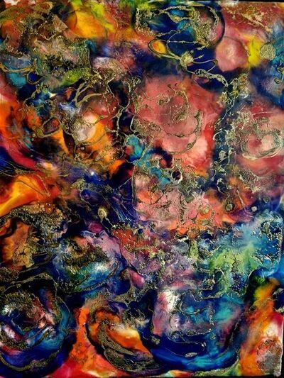 Deniz Ozan-George, 'Reflections 2', 2021