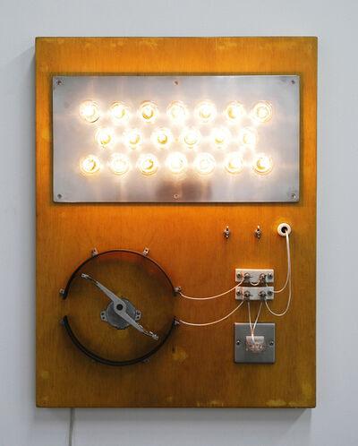 Satoru Tamura, 'Point of Contact for 20 incandescent lamps', 2007