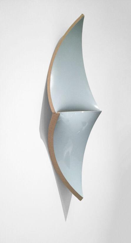 Jan Maarten Voskuil, 'Circular, Double-Depth Perspective', 2014