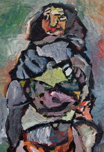 Hamed Abdalla, 'Standing Woman', 1970