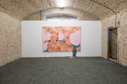 ANDREEA-LORENA BUTINCU, 'The Skinned Painting', 2014