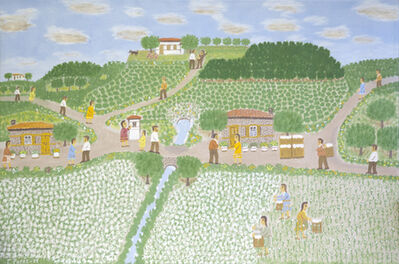 Giorgos Rigas, 'Working on the Cotton Fields', 2001