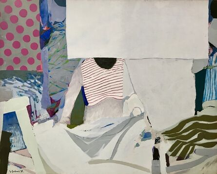 Gabriel Godard, 'Laveuses', 1971