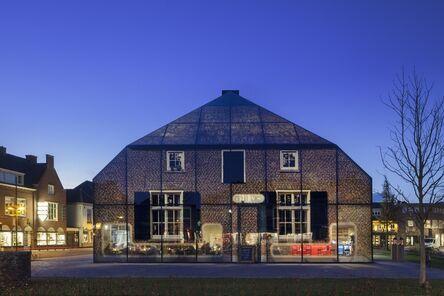 MVRDV, 'Glass Farm', 2008-2013