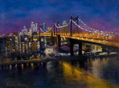 Angela Stratton, 'Queensboro Bridge', 2019