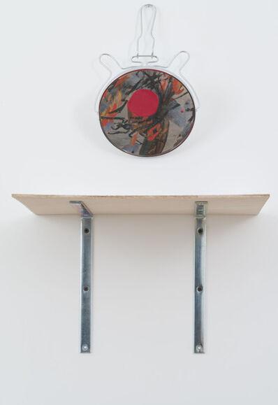Laure Prouvost, 'Somewhere near aurel mirror. Big spash of red', 2011