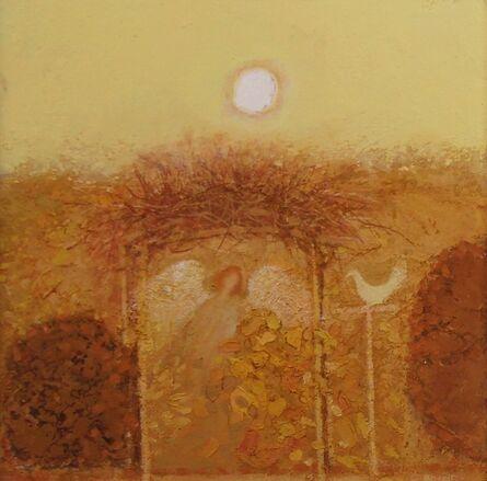 Michael Bennett (1934-2016), 'The Seraph's garden ', ca. 2008
