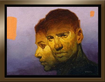 Denis Sarazhin, 'Portrait XA', 2020