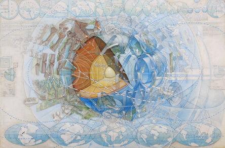 Casey Cripe, 'Planet Earth (v.1.3)'