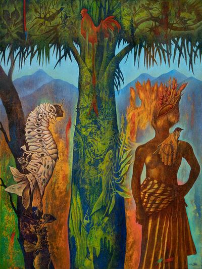 Rafael Trelles, 'Palma Sagrada (Sacred Palm)', 2021