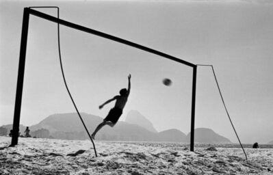 Thomaz Farkas, 'Praia de Copacabana, Rio de Janeiro ', 1947